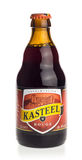 Бутылка пива плодоовощ румян Kasteel стоковое фото