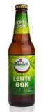 Бутылка пива Grolsch Lentebok голландца Стоковые Изображения