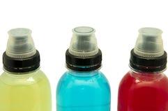 Бутылка питья энергии Стоковые Фото