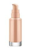 Бутылка с насосом для учреждения Стоковое Изображение RF