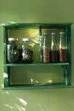 Бутылка травы Стоковая Фотография RF