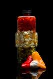 Бутылка уксуса стоковое изображение rf