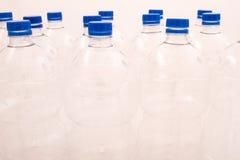 Бутылки воды Стоковая Фотография RF