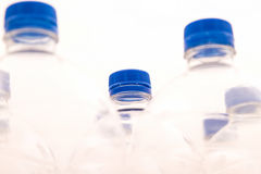 Бутылки воды Стоковое фото RF