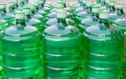 Бутылки воды Стоковое Фото