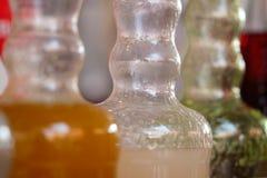 Бутылки воды Стоковые Изображения RF