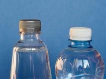 Бутылки воды Стоковое Изображение RF