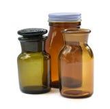Бутылки медицины. Стоковая Фотография