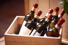 Бутылки лозы Стоковое фото RF