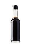 Бутылки соевого соуса Стоковое Фото