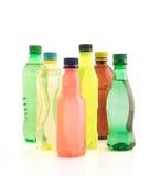Бутылки с безалкогольным напитком Стоковое Изображение