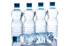 Бутылки с водой Стоковая Фотография RF