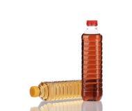 2 бутылки уксуса Стоковые Фото