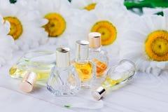 Бутылки дух с стоцветом Стоковые Фотографии RF