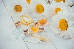 Бутылки дух с стоцветом Стоковое Изображение RF