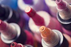 Бутылки чернил Стоковое Изображение