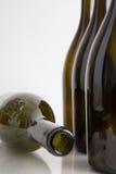 4 бутылки Стоковое Изображение RF