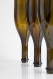 3 бутылки Стоковые Изображения RF