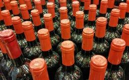 бутылкой Стоковая Фотография RF