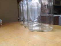 бутылкой Стоковые Изображения