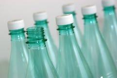 бутылкой Стоковое Изображение