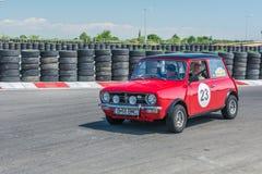 Бухарест, Румыния - 11-ое июля 2015: Retromobil Grand Prix 2015 Стоковые Изображения RF