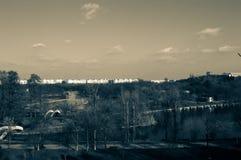 Бухарест, Румыния, парк Tineretului Стоковые Изображения