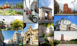 Бухарест, Румыния Стоковые Изображения