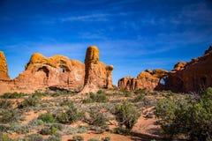 Бухта национального парка сводов пещер Стоковое фото RF