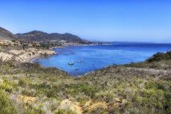 Бухта пиратов, Калифорния, США Стоковые Изображения RF