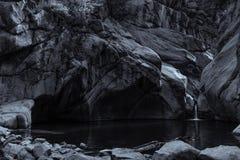 Бухта рая Стоковое Изображение RF