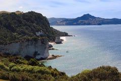 бухточка Новая Зеландия собора Стоковые Фото