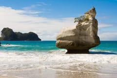 бухточка собора пляжа Стоковое Изображение RF