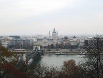 Будапешт 1 Стоковые Фото
