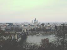 Будапешт 1 Стоковое Фото