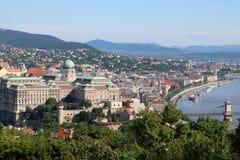 Будапешт 3 Стоковое фото RF