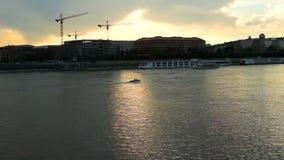 Будапешт Dunabe panoramatic акции видеоматериалы