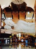 Будда, висок Udonthani Таиланда стоковое фото rf