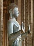 Будда в Лаосе Стоковые Изображения