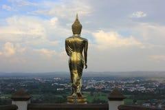 Будда золотистый стоковые фотографии rf