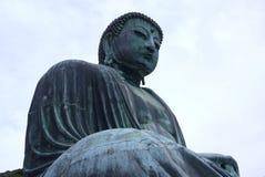 Будда на Японии Стоковая Фотография RF