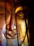 Будда смотрит на Стоковое Изображение