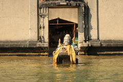 Будда старый Стоковое фото RF