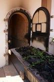 Буддизм крематорий Стоковое Изображение