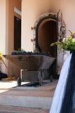 Буддизм крематорий Стоковое Фото