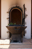 Буддизм крематорий стоковые изображения