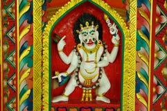 Буддийская краска Стоковые Изображения
