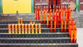 буддийская молитва стоковое изображение rf