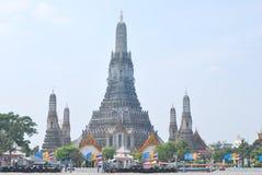 Буддийская пагода стиля Стоковые Изображения RF
