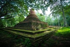Буддийская пагода Стоковая Фотография